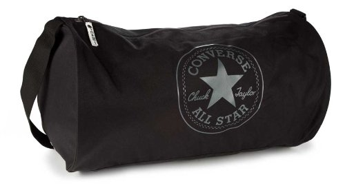 Converse Standard Duffel Bag - Jet Black - All - Buy Online in Oman ... 04ece4719fbe6
