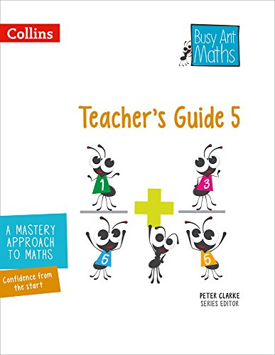 Busy Ant Maths — Teacher's Guide 5 -  Jeanette Mumford, Teacher's Edition, Paperback