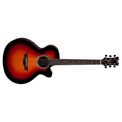 Dean Performer Plus Cutaway Acoustic-Electric Guitar - Trans Brazilia (Dean Preamps)
