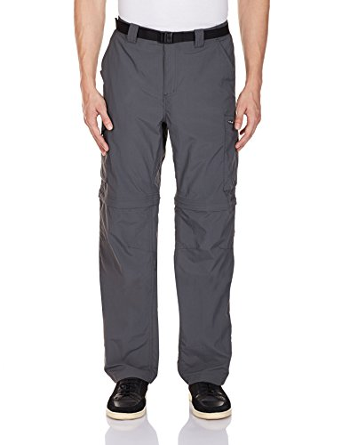 zip off cargo pants men - 1