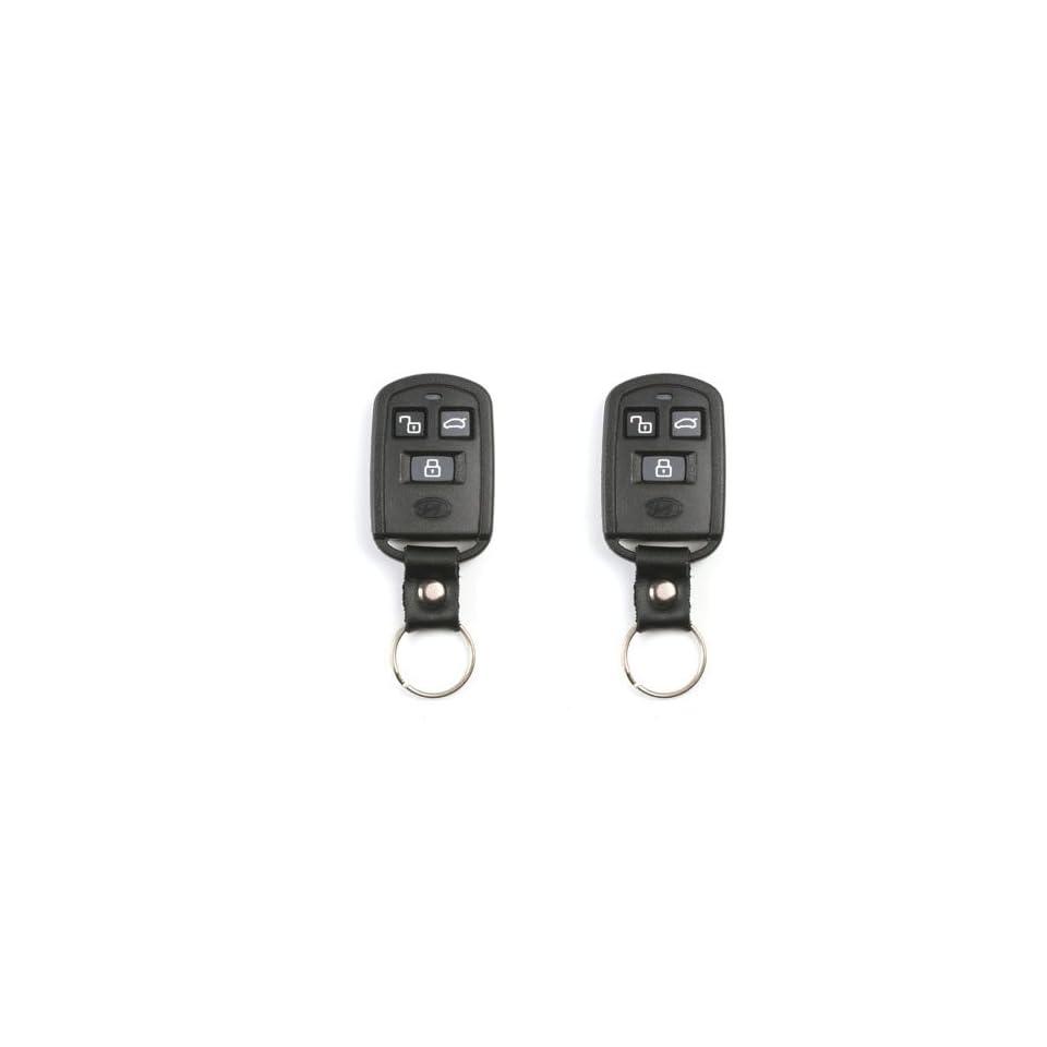 2PCS transmitter Keyless entry Remote Key Shell Case&pad For Hyundai 3 Button  Automotive Keyless Entry Remote Control Transmitter
