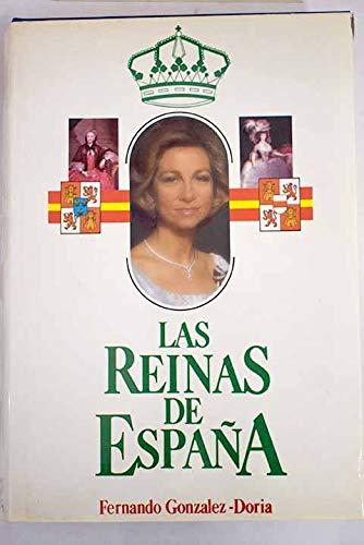 Reinas de España, las: Amazon.es: González-Doria Duran De Quiroga, Fe: Libros
