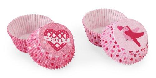 Martha Stewart Crafts Lovebirds Cupcake Wrappers