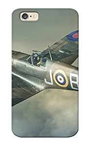 Iphone 6 Case, Premium Protective Case With Awesome Look - Supermarine Spitfire(gift For Christmas)