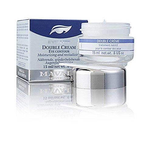 Price comparison product image Mavala Eye-Lite Eye Contour Double Cream,  0.5 Ounce