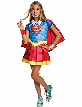 c002320d945cd Supergirl Deluxe - DC Superhero Girls - enfants Costume de déguisement