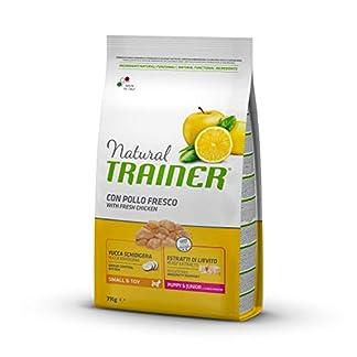 Natural Trainer Cibo per Cani Puppy 7kg