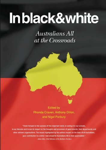In Black & White Australians All at the Crossroads by Rhonda Craven - Mall Stores At Crossroads