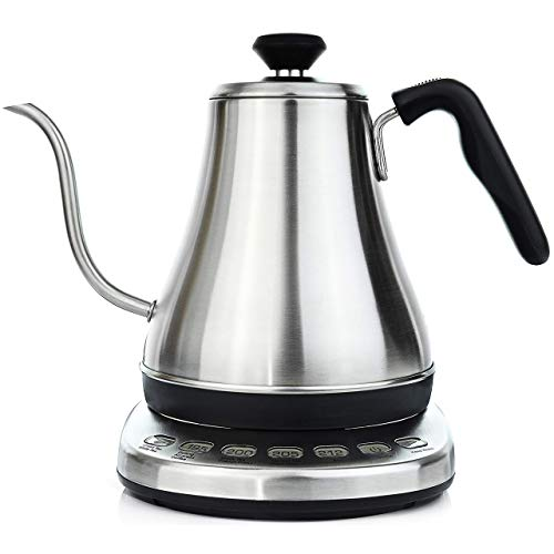 Gooseneck Electric Kettle with