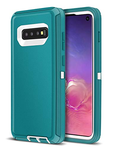 Galaxy S10 Case, iMangoo Armor Cover for Samsung S10 Heavy Duty Case Shockproof Outdoor Sports Shell Full Body Protective Case Non-Slip Matte Phone Case for Samsung Galaxy S10 6.1'' (2019) ()