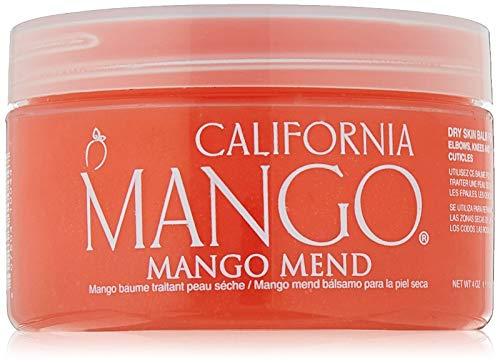 California Mango Mend Dry Skin Balm, 4 Oz