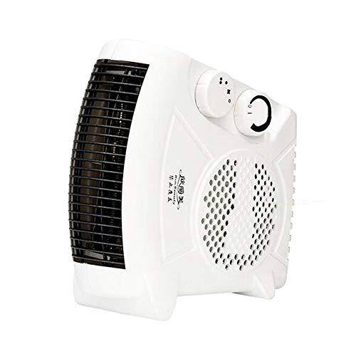 SMYCZ Mini Aire Acondicionado Calentador De Ventilador Calentador Hogar Calefacción Eléctrica Calentador De Mesa Caliente...