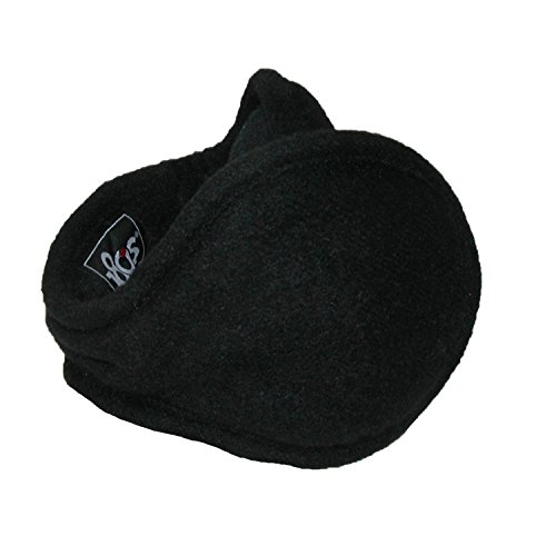 180s Chesterfield Wool Wrap Around Earmuffs, (Wrap Around Ear Warmers)