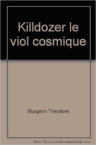 Lire des livres téléchargés sur ipad Killdozer le viol cosmique PDB