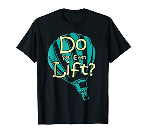 Hot air balloons tee shirt]()