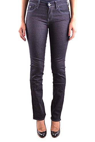 MCBI340076O Femme Jeans Noir Meltin'pot Coton anF5fqnwx