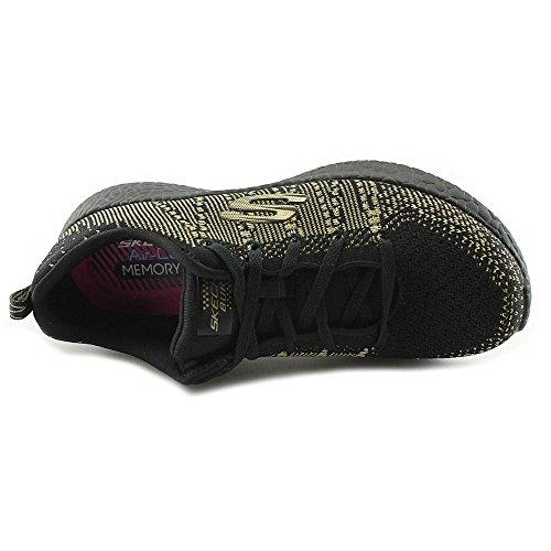 Skechers Burst Ellipse Women's Zapatillas Para Correr - AW16 negro