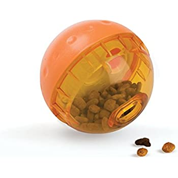 Our Pets IQ Treat Ball Interactive Food Dispensing Dog Toy (ASSORTED COLOR)