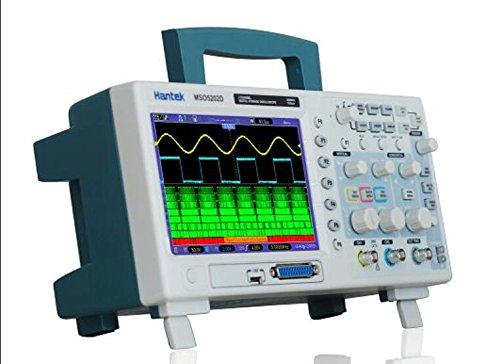 Oscilloscope Logic Analyzer (Hantek® MSO 5102D 100MHz 1GSa/s 1M Record Length 16 Channels Logic Analyzer 2 Channels Oscilloscope )