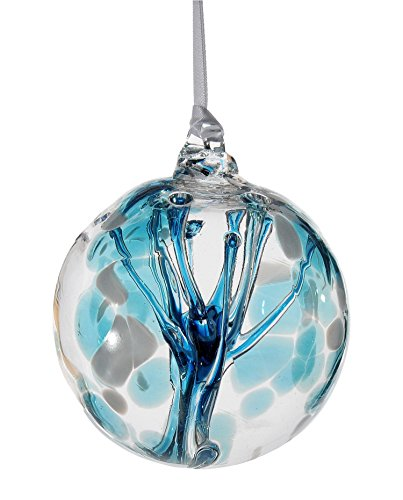 Friendship Tree of Hopes and Dreams Glass Friendship Ball