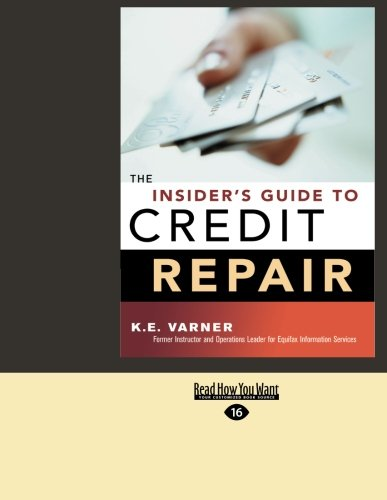 Download The Insider's Guide to Credit Repair PDF