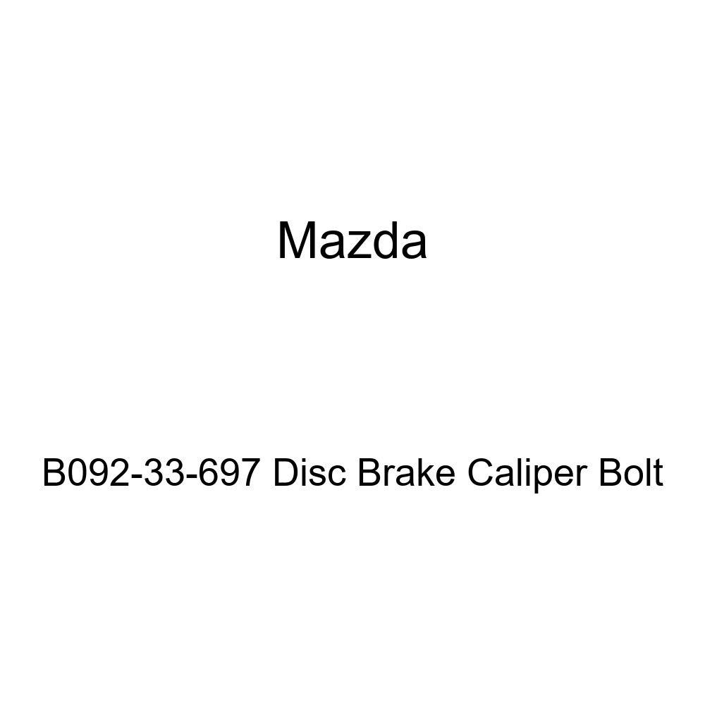Mazda B092-33-697 Disc Brake Caliper Bolt