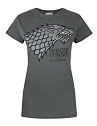 Game Of Thrones Stark Winter Is Coming Women's T-Shirt