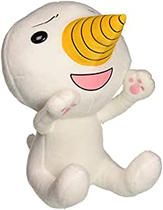 """Great Eastern GE-52505 Animation Official Fairy Tail Anime Plue/Nikora Plush, 7"""""""