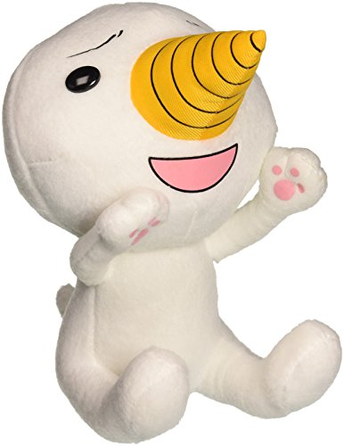 Great Eastern GE-52505 Animation Official Fairy Tail Anime Plue/Nikora Plush, (Lucy Plush)