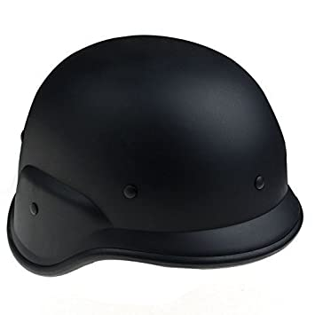 Sombrero de policía estampado SWAT genérico, imitación casco ejé