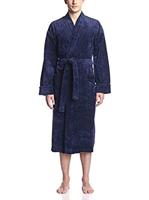 Majestic Men's Terry Velour Kimono