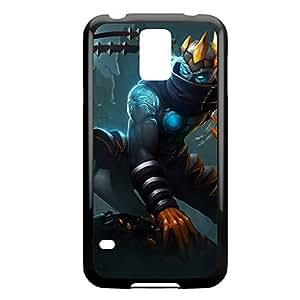 Varus-002 League of Legends LoL For Case Iphone 6Plus 5.5inch Cover - Plastic Black