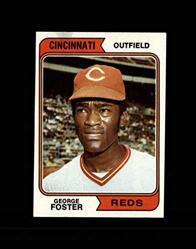1974 Topps Baseball #646 George Foster STARX 8 NM/MT CS48650