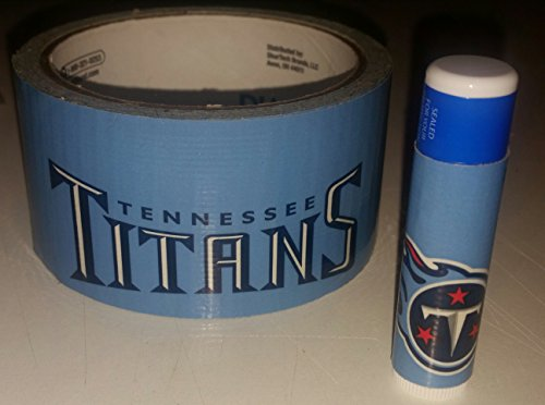 25 Tennessee Titans NFL Chap Stick Lip Balm twenty five pack pieces BULK by In a Sticky Situation