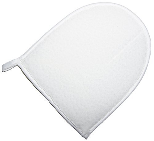 Shoeslulu Premium Shoe Shine Cloth Glove with Breathable Mesh Handle