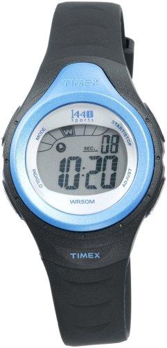 - Timex Midsize T5K243 1440 Sports Digital Sport Resin Strap Watch
