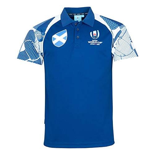 Rugby World Cup 2019 - Polo - para Hombre Azul Azul Marino S (91 ...