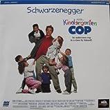 Kindergarten Cop LASERDISC (NOT A DVD!!!) (Full Screen Format)