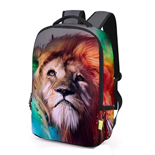 C Backpack 3D Travel Galaxy Bag nq1H8g0S