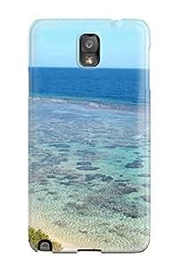 Kenneth Talib Farmer's Shop High Quality Shock Absorbing Case For Galaxy Note 3-apo Reef