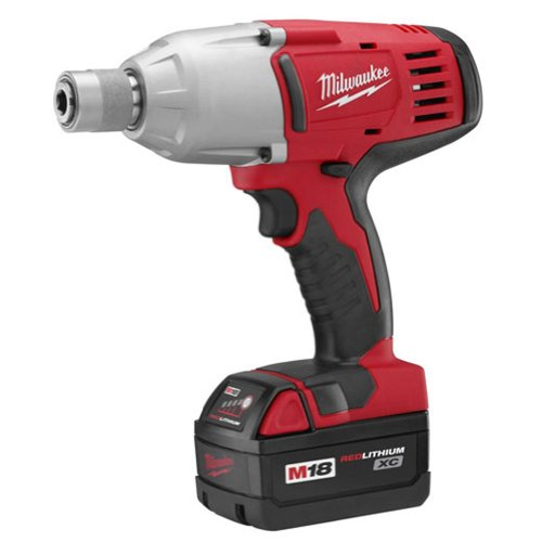 Milwaukee 2665-22 18-Volt M18 7/16-Inch Hex High Torque Impact Wrench
