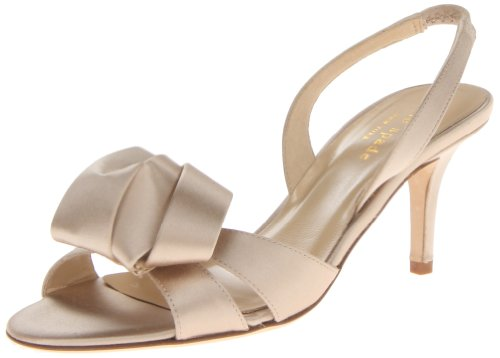 Kate Spade Wedding Shoes (kate spade new york Women's Madison Dress Sandal,Champagne,6 M US)