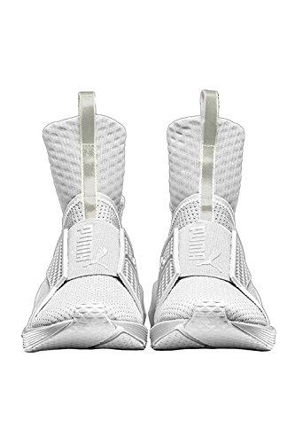 Fenty White 6 B M White Sneaker Women's PUMA Trainer RqO7nw