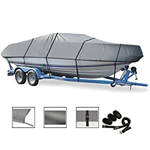 Able QUALITY BOAT COVER FOR TAHOE Q4 SS I/O 2008-2012