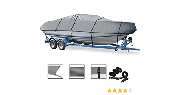 GREAT QUALITY BOAT COVER FITS SEA RAYDER F-16 94 95 96 97 98 99