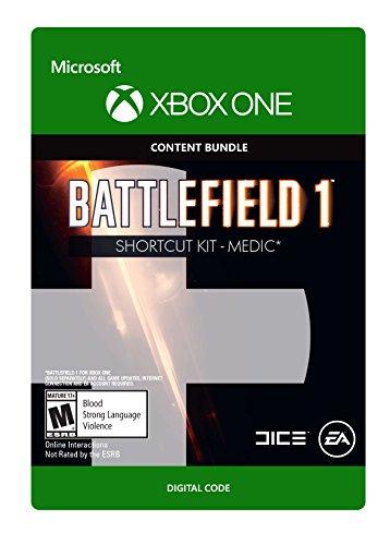 Battlefield 1: Shortcut Kit: Medic Bundle - Xbox One Digital Code
