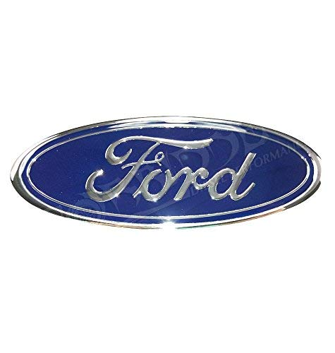 Ford F81Z-8213-AB Front Grille Emblem 7 inches by 2 3/4 ()