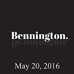 Bennington, Maz Jobrani, May 20, 2016