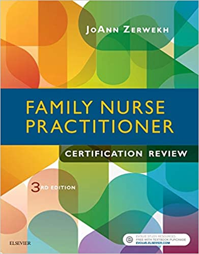 Family Nurse Practitioner Certification Review: 9780323428194