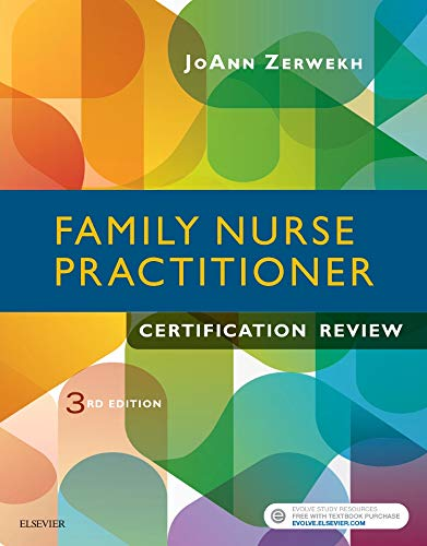 Saunders Nurse Practitioner Review Books